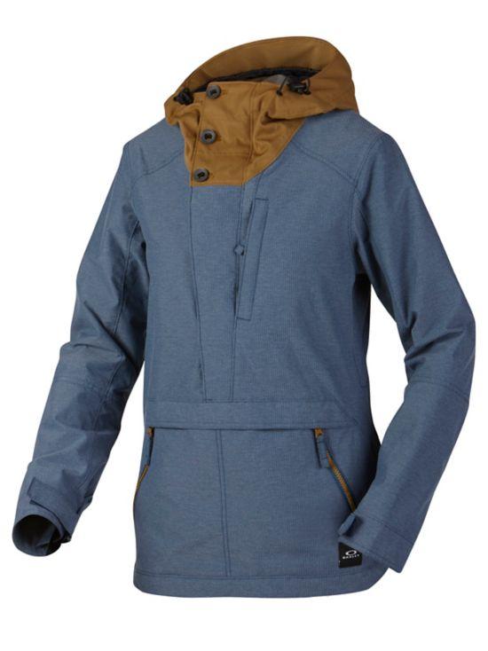 Thunderbolt Skalljakke Dame 67N-BLUE SHADE