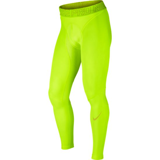 Pro Hypercompression Tights Herre VOLT/BRIGHT CAC