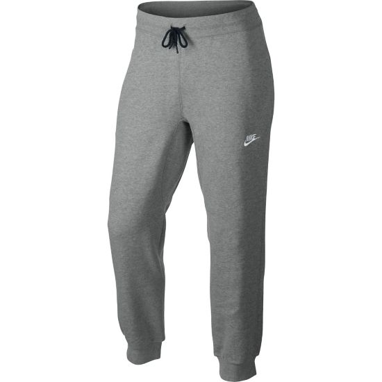 French Terry Joggebukse Herre DK GREY HEATHER
