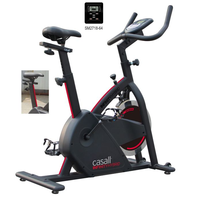 Indoor Bike Infinity Hybrid ergometersykkel