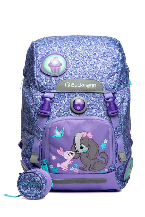 1. klassesekk Classic 22 liter PURPLE PET
