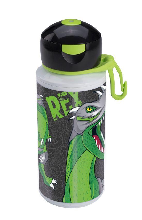 Pop-up drikkeflaske GREEN REX