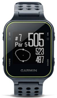 Approach S20 GPS Golfklokke Svart