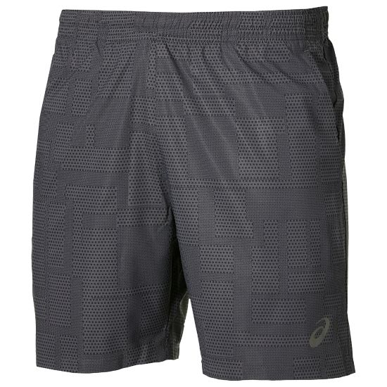 FuzeX 7Inch Short Herre MEIRO DARK GREY