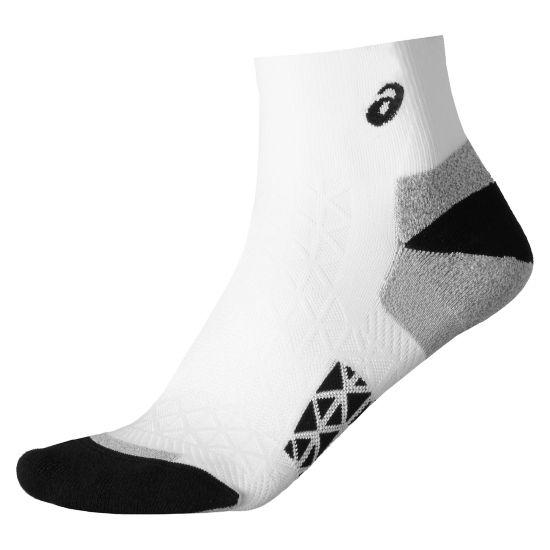 Marathon Racer Sock Unisex REAL WHITE