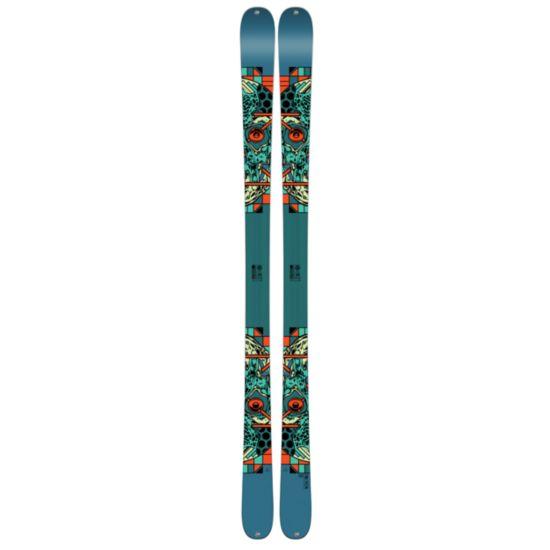 Press Twintip-ski