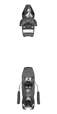SX 7.5 AC 90 mm alpinbinding junior