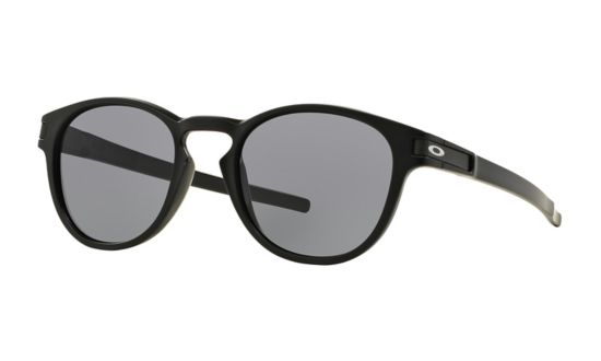 Latch Matte Black/Grey Solbrille