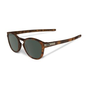 Latch Dark Gray - Matte Brown Tortoise