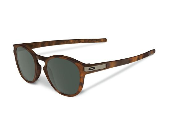 Latch Matte Brown Tortoise/Dark Grey