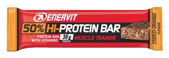 Protein Bar 50% Sjokolade/Appelsin