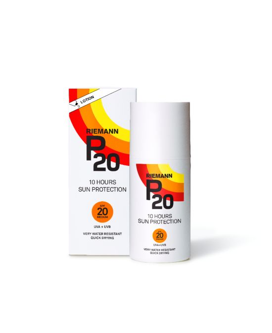 Riemann P20 Solfaktor 20 - 200 ml - LOTION