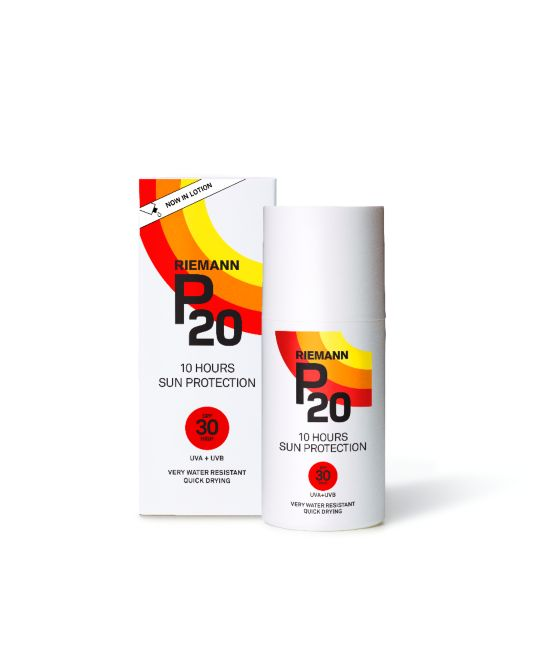 Riemann P20 Solfaktor 30 - 200 ml - LOTION