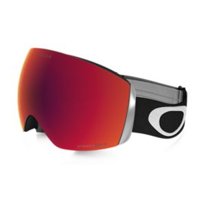 Flight Deck - Matte Black - Prizm™ Torch Iridium goggles