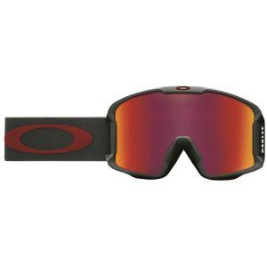 Line Miner - Inferno Matte Black - Prizm™ Torch goggles