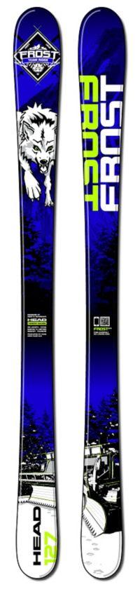 Mojo 87-137 Blå Twintip-ski
