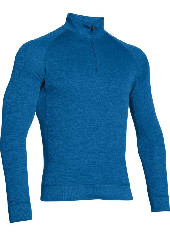 Storm Sweater Fleecegenser Herre BLÅ