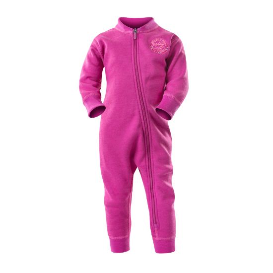 Polar baby playsuit FUCHSIA