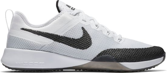 Air Zoom TR Dynamic Treningssko Dame 100-WHITE/BLACK