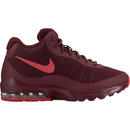 Air Max Invigor Mid Vintersko Dame NIGHT MAROON/EM