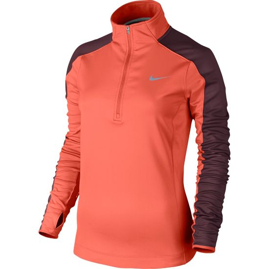 Dri-Fit Thermal Halfzip Overdel Dame