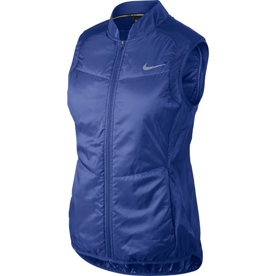 Polyfill Løpevest Dame 478-COMET BLUE/
