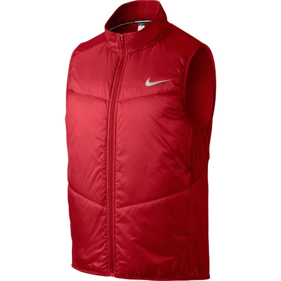 Polyfill Løpevest Herre UNIVERSITY RED/