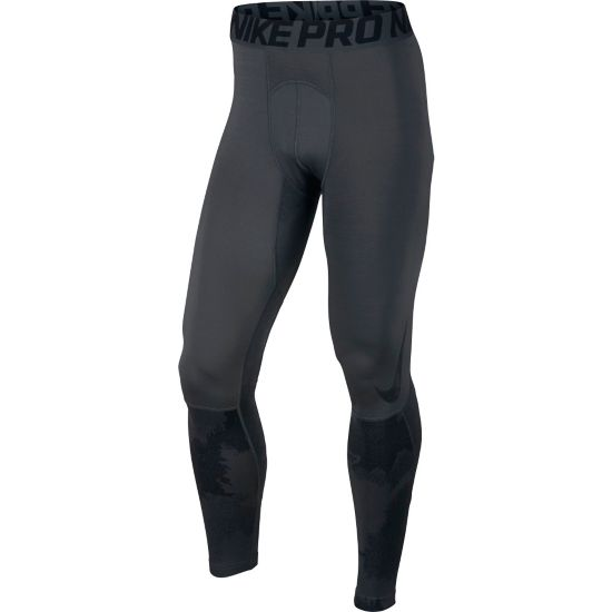 Pro Hyperwarm Tights Herre ANTHRACITE/BLAC