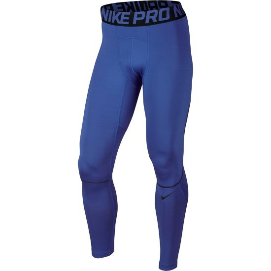 Pro Hyperwarm Tights Herre GAME ROYAL/BLAC