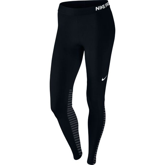 Pro Warm Tights Dame BLACK/BLACK/BLA