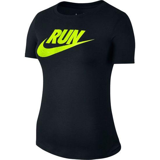 Run Glow T-skjorte Dame