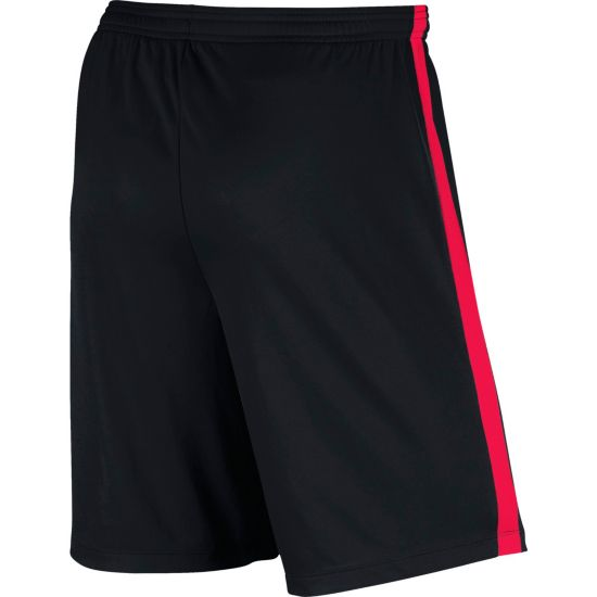 Dry Academy Fotballshorts Herre 017-BLACK/SIREN