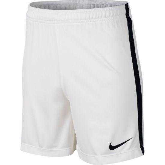 Dry Academy Fotballshorts Jr. WHITE/WHITE/BLA