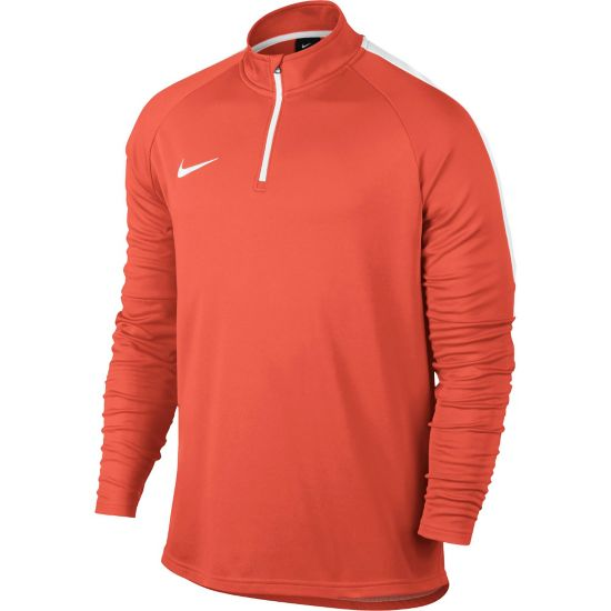 Academy Drill Treningsoverdel Herre TURF ORANGE/WHI