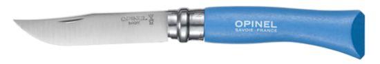 Foldekniv Med Farget Trehåndtak