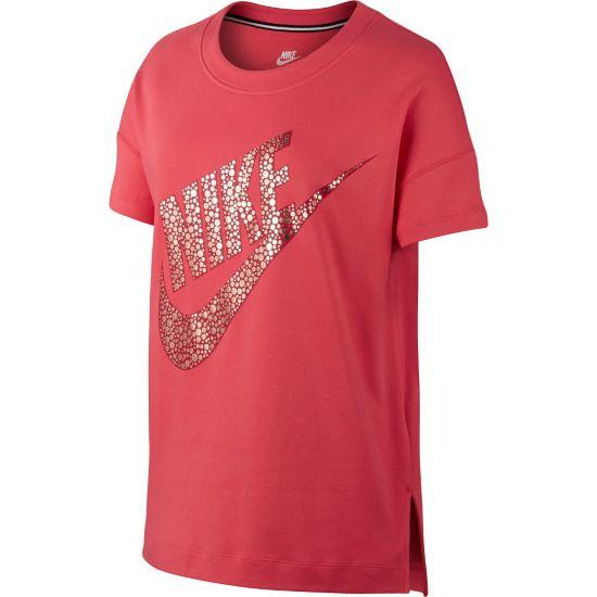 Sportswear GX Top Dame 850-EMBER GLOW/