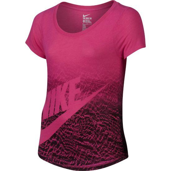 Futura T-skjorte Jr. 616-VIVID PINK