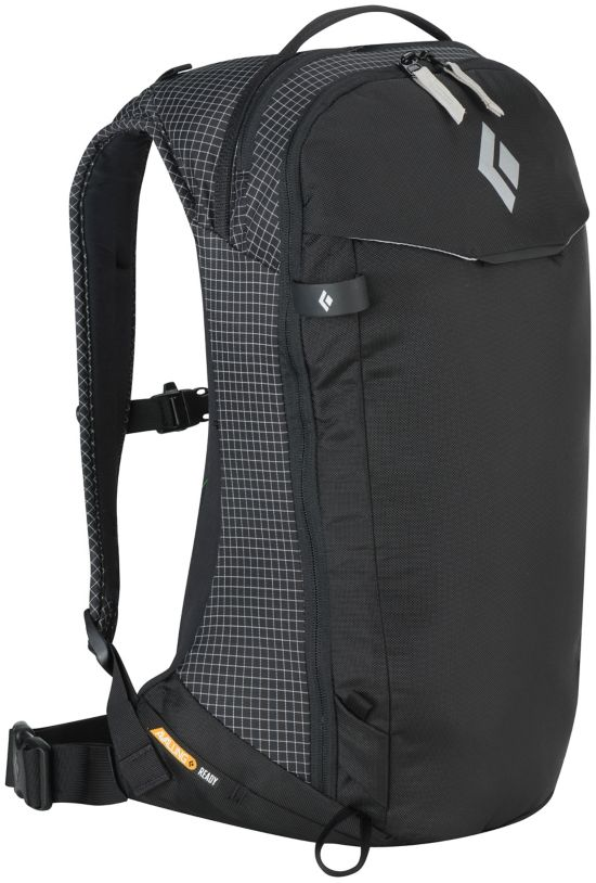 Dawn Patrol 15 Sekk BLACK