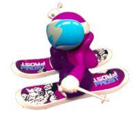Chuckbuddies Frost Skier Rosa