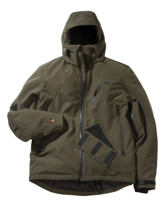 Insulated Active Man's Jacket GREEN