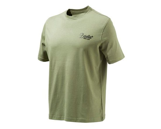 Man's Corporate T-​shirt ARMY GREEN