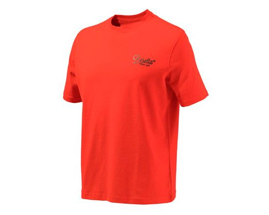 Man's Corporate T-​shirt RED
