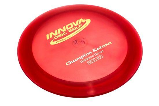 Champion Driver Katana