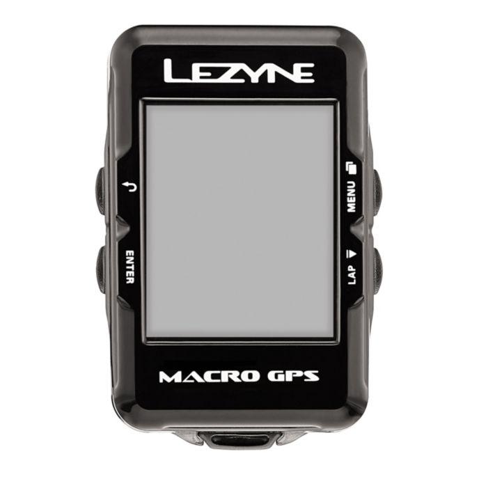 Macro GPS Sykkelcomputer