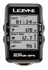 Super GPS Sykkelcomputer