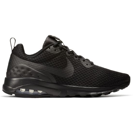 Air Max Motion Low Fritidssko Herre 002-BLACK/BLACK