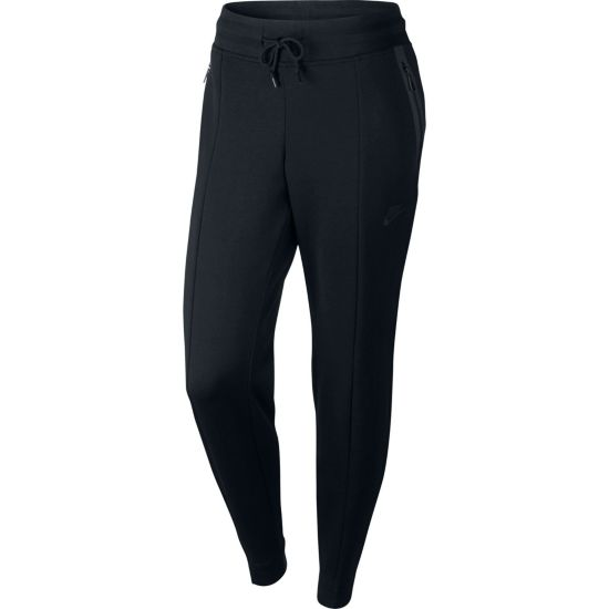 NSW Tech Joggebukse Dame 010-BLACK/BLACK