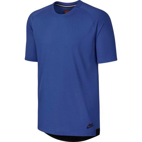 NSW Bonded T-skjorte Herre 480-GAME ROYAL/