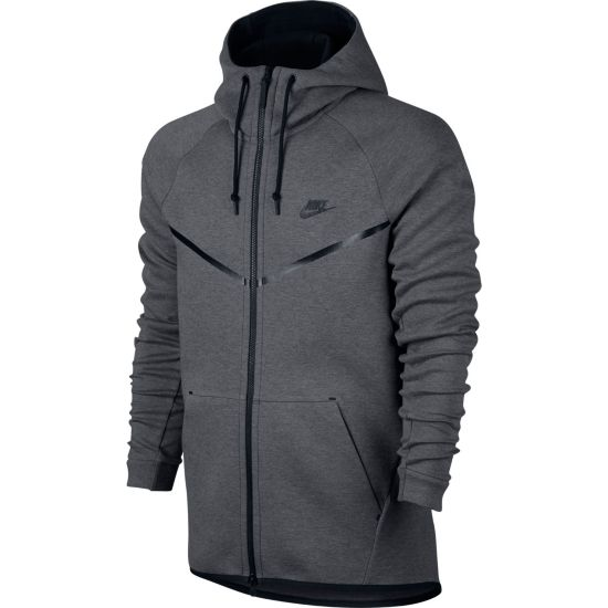 NSW Tech Windrunner Hettegenser Herre 091-CARBON HEAT