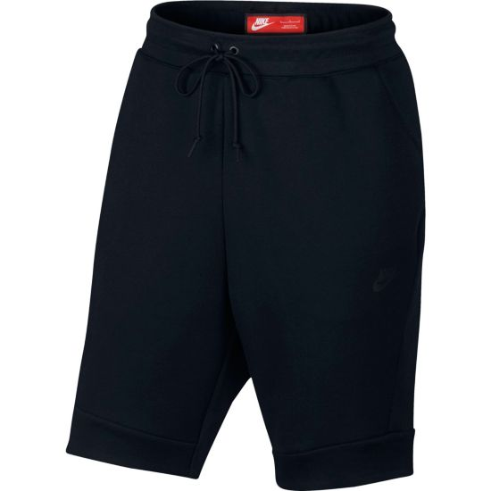 NSW Tech Shorts Herre 010-BLACK/BLACK